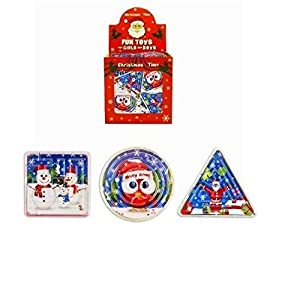 6 Christmas Maze Puzzles  Party Bags or Stocking Filler Amazon