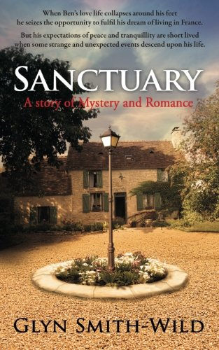 Book: Sanctuary by Glyn Smith-Wild