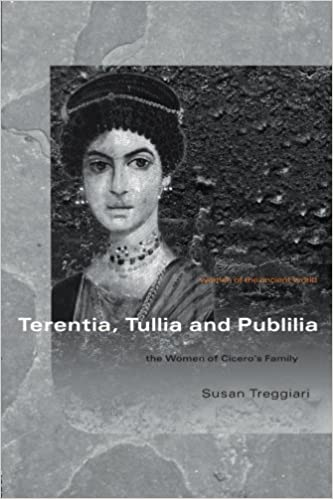 Terentia, Tullia and Publilia : the Women of Cicero's Family