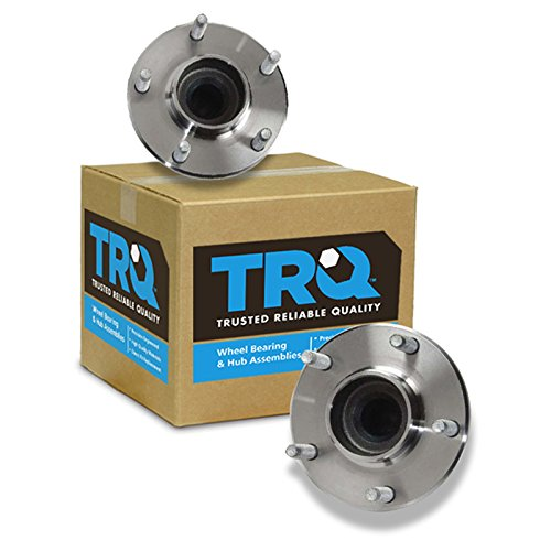TRQ FRONT Wheel Hub Bearing SET for Chevy Corvette Cadillac XLR