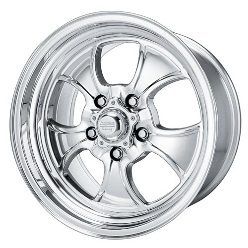 Rod Hopster VN450 Polished Wheel (17x7