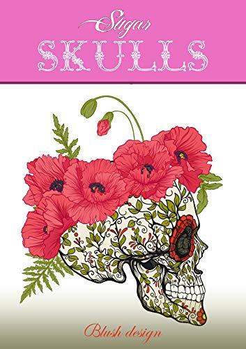 Skull Faces For Halloween - Sugar
