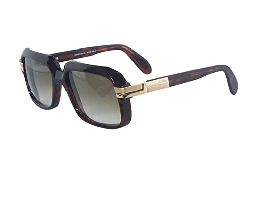 cc3221b1cd Image Unavailable. Image not available for. Color  CAZAL SUNGLASSES 607 080  AMBER TORTOISE BROWN VINTAGE
