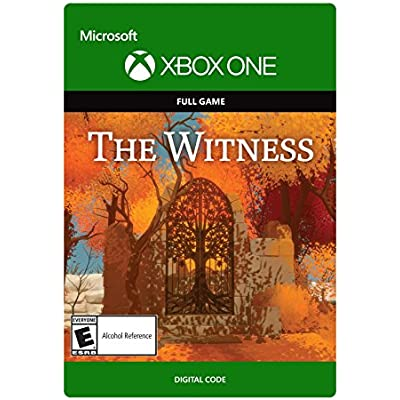 the-witness-xbox-one-digital-code