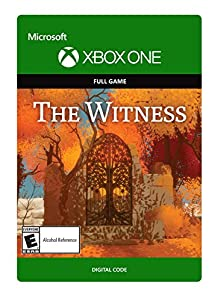 The Witness - Xbox One Digital Code