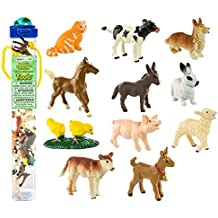 Safari Ltd Farm Babies TOOB by Safari Ltd.