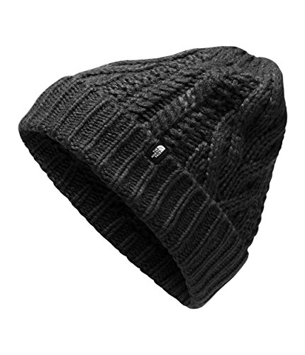 The North Face Unisex Cable Minna Beanie TNF Black One Size