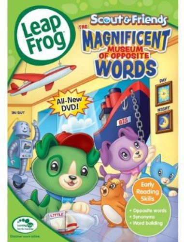 Leapfrog: The Magnificent Museum Of Opposite Words [DVD]