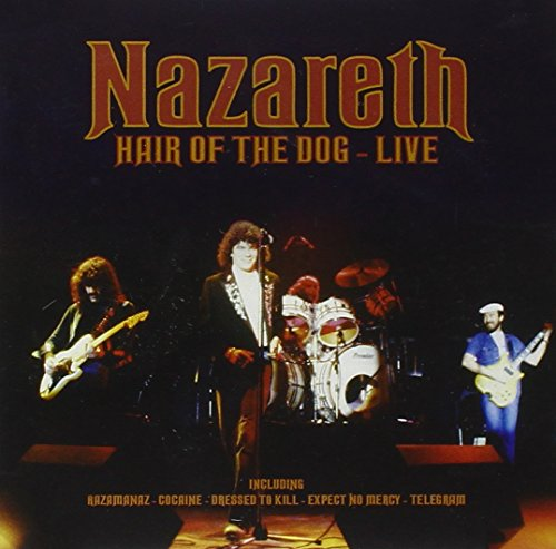 Hair of the dog lyrics nazareth