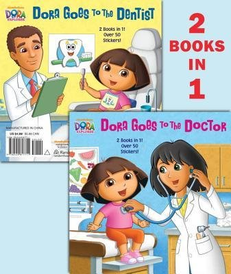 [(Dora Goes to the Doctor/Dora Goes to the Dentist )] [Author: Ellen Rosebrough] [Jul-2013]