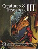 Creatures and Treasures III, Iron Crown Enterprises Staff, 1558062009
