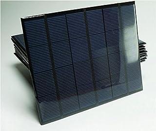 Solar panel 6V 2W 330mA Mini Placa Módulo Solar Batería Cargador Celular Arduino