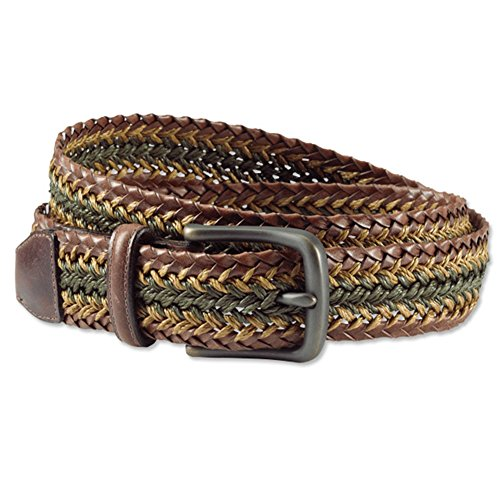 [Orvis Bakersfield Braided Belt, 44] (Orvis Braided Belt)