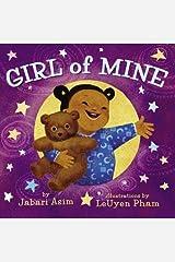 Girl of Mine Board book