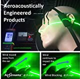 Cat-Ears AirStreamz XL Cycling Wind Noise Reducer