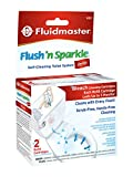 Fluidmaster 8302 Flush 'n Sparkle Bleach Replacement Cartridge, 2 Pack