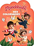 Mes coloriages Monchhichi