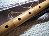 1.8 Pentatonic Shakuhachi w. Root End 5 Holes - Traditional Zen Instrument