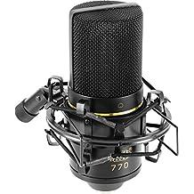MXL 770 Condenser Microphone (Black)