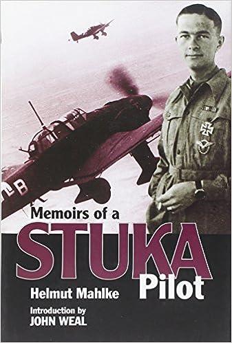 Book Memoirs of a Stuka Pilot