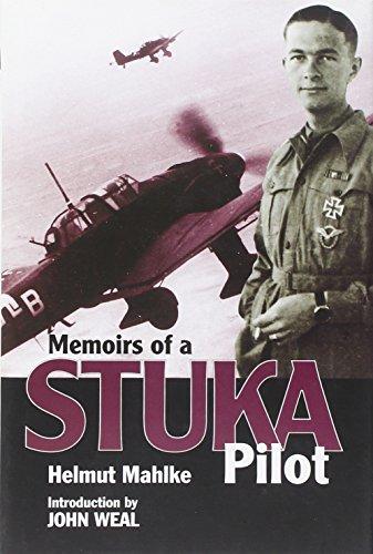 Memoirs Of A Stuka Pilot ()