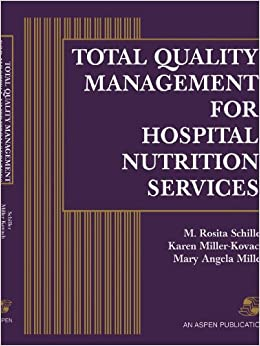 Book Total Quality Management for Hospital Nutr Services