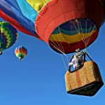 Hot Air Balloon Ride Ticket For Las Vegas Nevada Location! Great Gift!