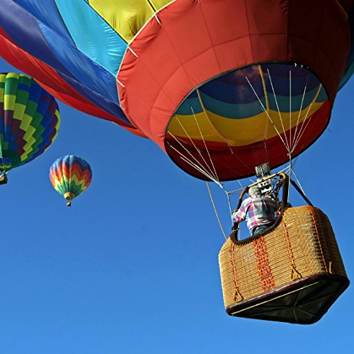 Hot Air Balloon Ride Ticket For Houston, Texas Location! Great Gift! -
