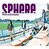 Pride on Everyday(初回生産限定盤)(DVD付)