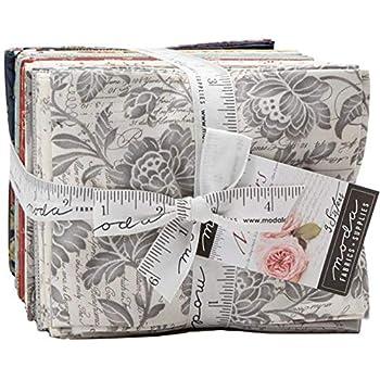 Image of 3 Sisters Memoirs 39 Fat Quarters Moda Fabrics 44210AB Fabric