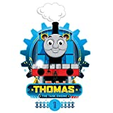 Thomas the tank Engine Cog wall sticker (Regular size) | Official Thomas & Friends wall stickers range