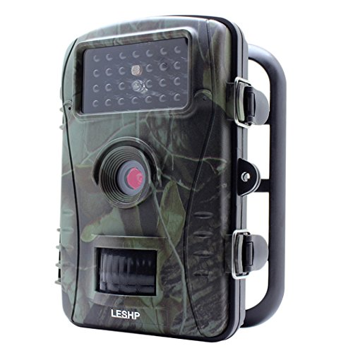 Fansport Hunting Camera Trail Camera RD1003 2.4 Inch TFT 720P Digital Infrared Game Camera by Fansport