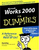 Microsoft Works 2000 for Dummies, David Kay, 0764506668