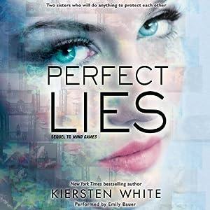 Perfect Lies Audiobook