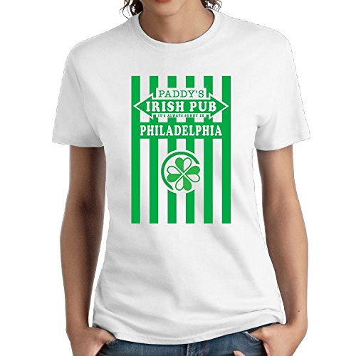 Previously Beat All Women's It's Always Sunny in Philadelphia Paddy's Irish Pub Designed T Shirt