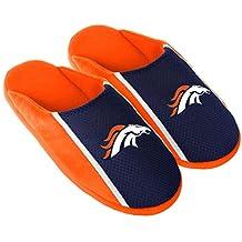 NFL Denver Broncos Unisex 2016 jersey Slide Slipper Extra Large, X-Large