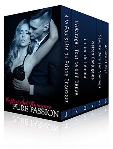 (Coffret Set Pure Passion (French Edition))