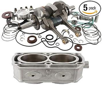 Amazon Com Polaris Sportsman 700 Ranger 700 Std Bore Complete Engine Rebuild Kit 2002 09 Automotive