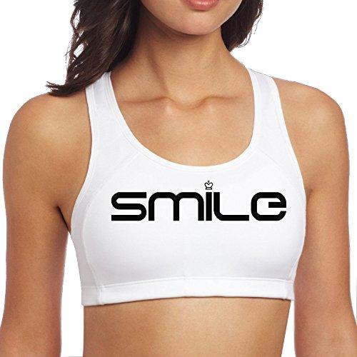 ^GinaR^ Mona Lisa Smile New Design Sports Vest White