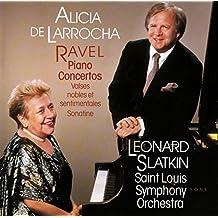 Ravel: Piano Concertos / Valses nobles et sentimentales / Sonatine