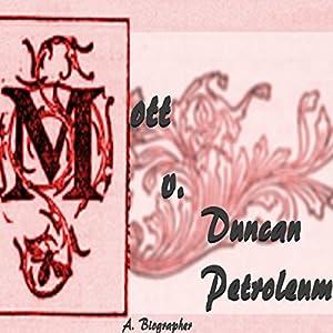 Mott v. Duncan Petroleum Audiobook