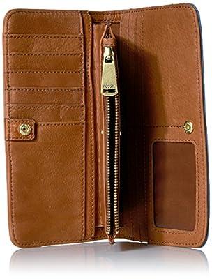 Fossil Preston Rfid Bifold Wallet-bright Stripe Wallet