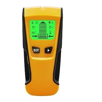 Flybiz Detector de Pared Encontrar Stud Finder con 3-en-1 Metal AC Alambres