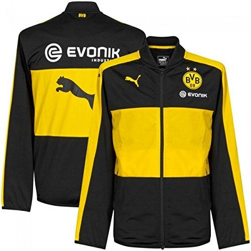 Puma BVB Poly Jacket Borussia Dortmund sweater jacket