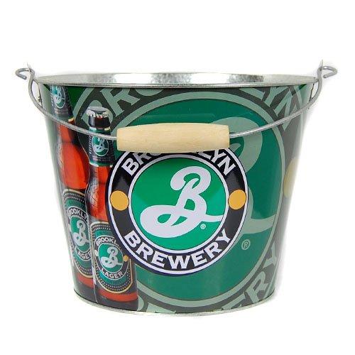 Brooklyn Brewery Metal Beer Bucket
