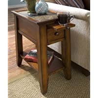 Andorra 20 in. Chairside Table