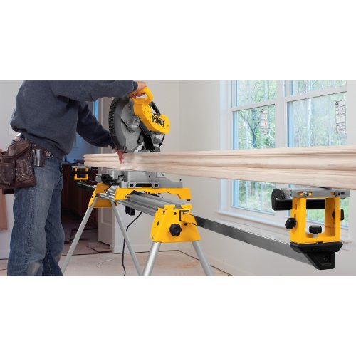 Buy dewalt aluminum adjustable miter saw stand