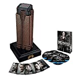 Nakatomi Plaza Die Hard Collection // Nakatomi Plaza Replica / 5 Blu-Ray / Die Hard / Die Hard 2 / Die Hard With a Vengeance / Live Free or Die Hard / A Good Day To Die Hard / Eng/Fre