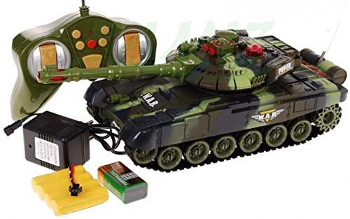 RC Telecomandate Battaglia Battaglia Battaglia di Carro Armato 717563