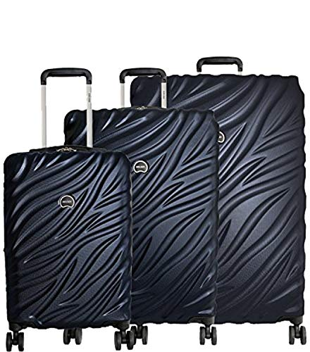 Delsey Paris Alexis 3-Piece Lightweight Luggage Set